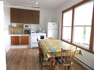 Bas Saint-Laurent - Chalet:2084