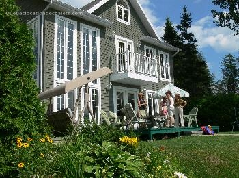 chalet � louer  Charlevoix