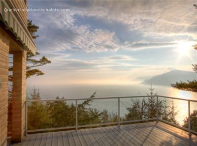 Chalet a louer   Panoramas grandioses, Charlevoix