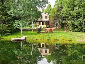 chalet a louer | Chalet MON-71 avec sauna et lac