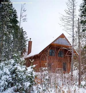 chalet a louer | Log Cabin Mont-Tremblant