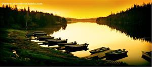 chalet a louer | Pourvoirie du Lac des Baies #4