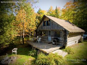 chalet a louer   Corbo
