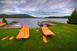 chalet a louer | Le chalet relax du Lac St-Tite