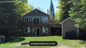 chalet a louer | Relais Familial, 6 ch., 3 sdb (sur lac)