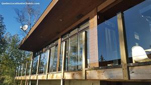 chalet a louer | Chalet DesignPur (bord de lac)