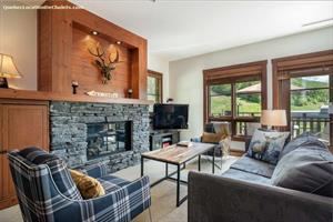 chalet a louer | (6061) Tremblant Ski in/out, Spa Commun