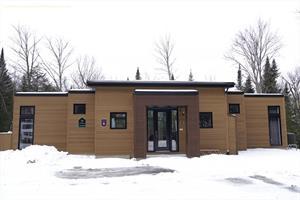 chalet a louer | Séjour de luxe, activités d'hiver, centre esthétique, sauna