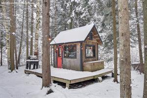 chalet a louer | Tiny House Mont Tremblant