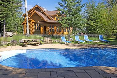 chalet a louer | Chalets Spa Nature Blue_bear