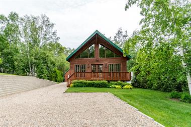 chalet a louer | WOOD cabin- MSA