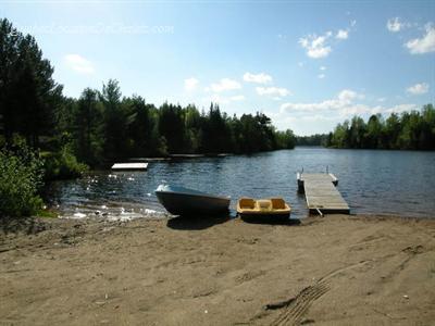 Chalets lac Ouareau, ,Lanaudi�re
