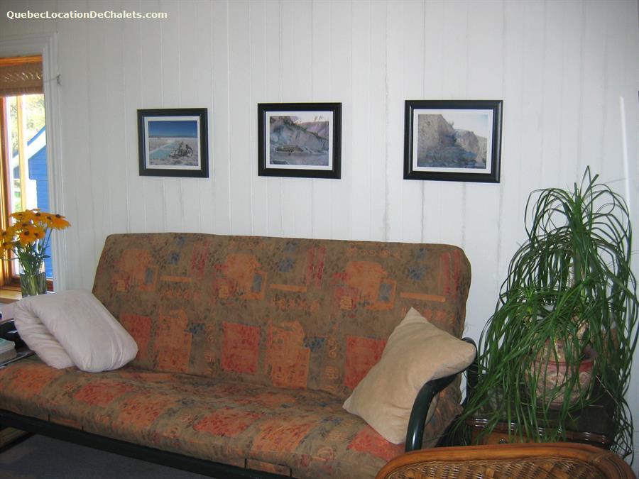 cottage rental Bas Saint-Laurent, Le Bic (pic-7)