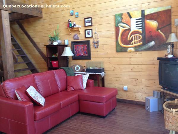 cottage rental Saguenay-Lac-St-Jean, Métabetchouan-Lac-à-la-Croix (pic-7)