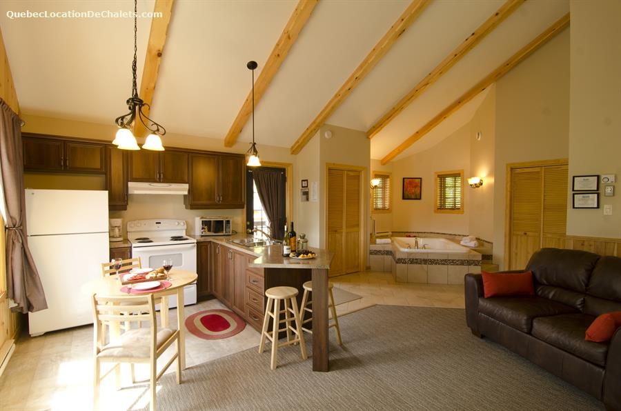 cottage rental Laurentides, Sainte-Agathe-des-Monts (pic-4)