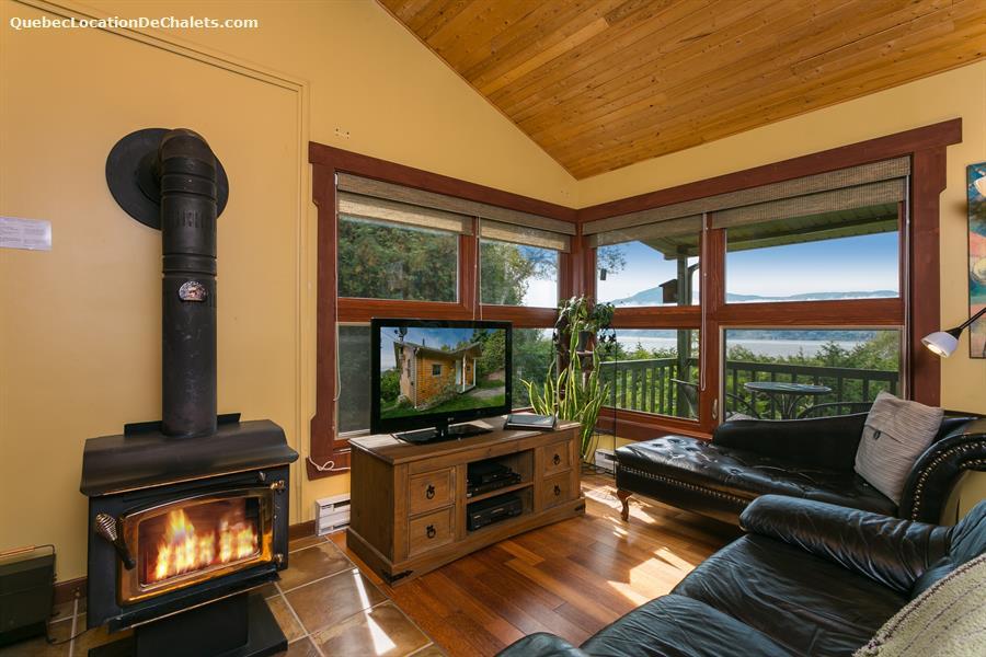 cottage rental Charlevoix, Baie-Saint-Paul (pic-4)