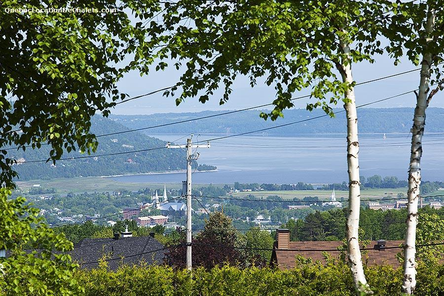 chalet à louer Charlevoix, Baie-Saint-Paul (pic-2)