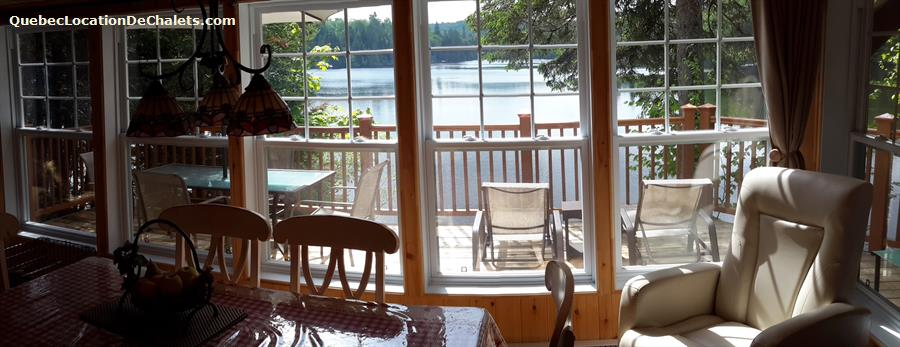 cottage rental Laurentides, Morin-Heights  (pic-2)