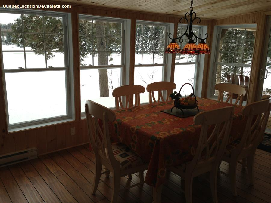cottage rental Laurentides, Morin-Heights  (pic-5)