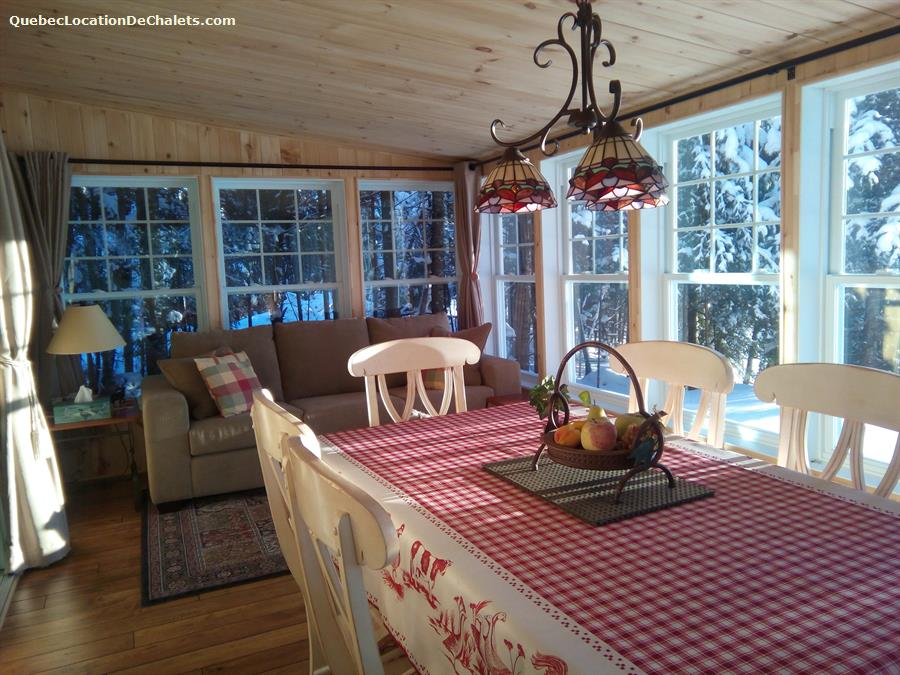cottage rental Laurentides, Morin-Heights  (pic-9)