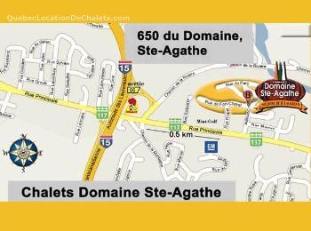 chalet à louer Laurentides, Sainte-Agathe-des-Monts (pic-8)