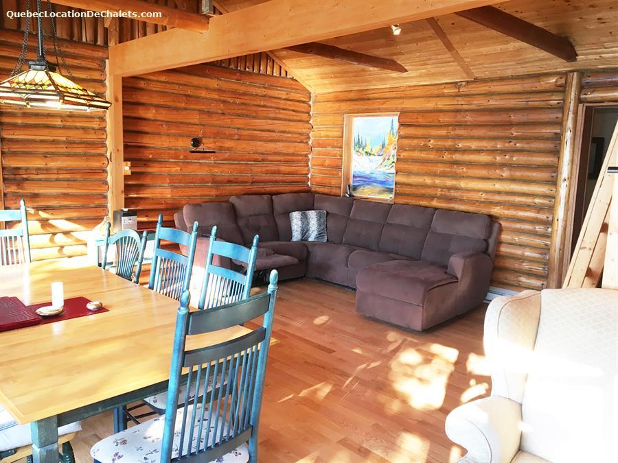 cottage rental Lanaudière, Saint-Donat (pic-10)