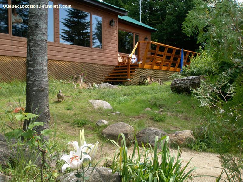cottage rental Lanaudière, Saint-Donat (pic-6)
