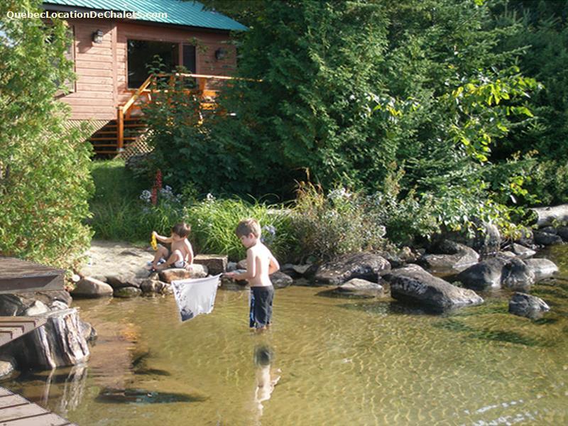cottage rental Lanaudière, Saint-Donat (pic-7)