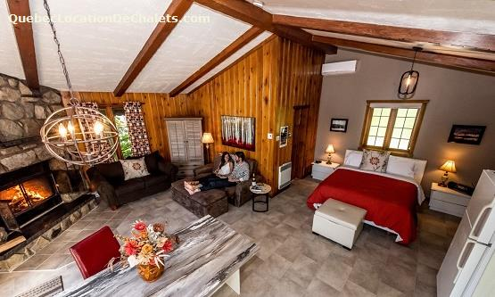 cottage rental Laurentides, Sainte-Agathe-des-Monts (pic-1)