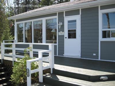cottage rental Saguenay-Lac-St-Jean, Saint-David-De-Falardeau (pic-1)