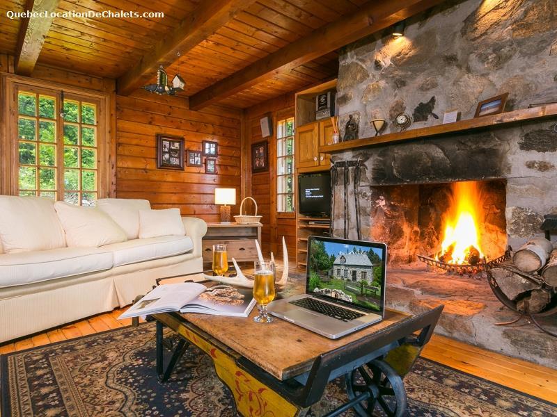 cottage rental Charlevoix, Saint-Joseph-de-la-Rive (pic-2)