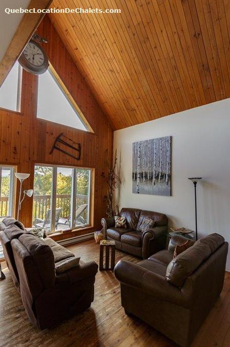 cottage rental Québec, Québec : Lac-Beauport (pic-6)