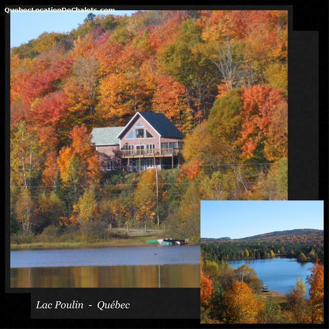 chalet à louer Québec, Québec : Lac-Beauport (pic-1)