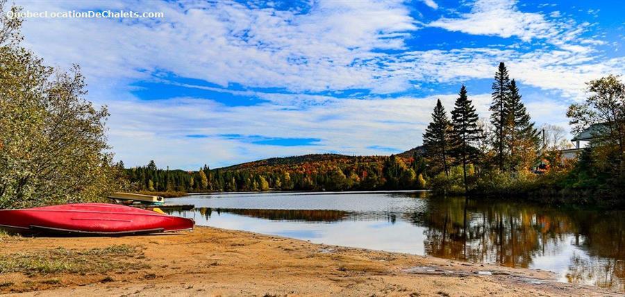 chalet à louer Québec, Québec : Lac-Beauport (pic-2)