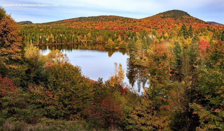 chalet à louer Québec, Québec : Lac-Beauport (pic-3)