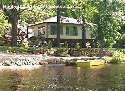 cottage rental Lanaudière, Sainte-Béatrix (pic-1)