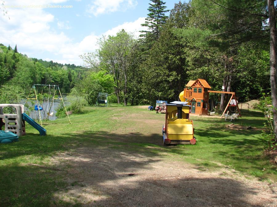 Cottage Rental Qu Bec Lanaudi Re Sainte B Atrix Chalet