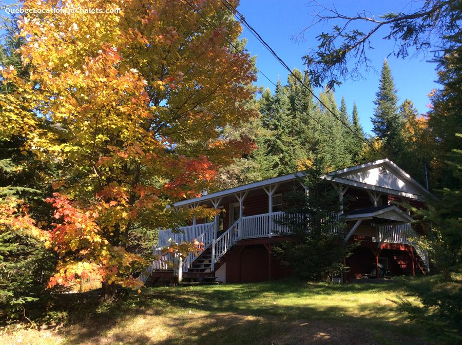 cottage rental Laurentides, Val-des-Lacs (pic-2)