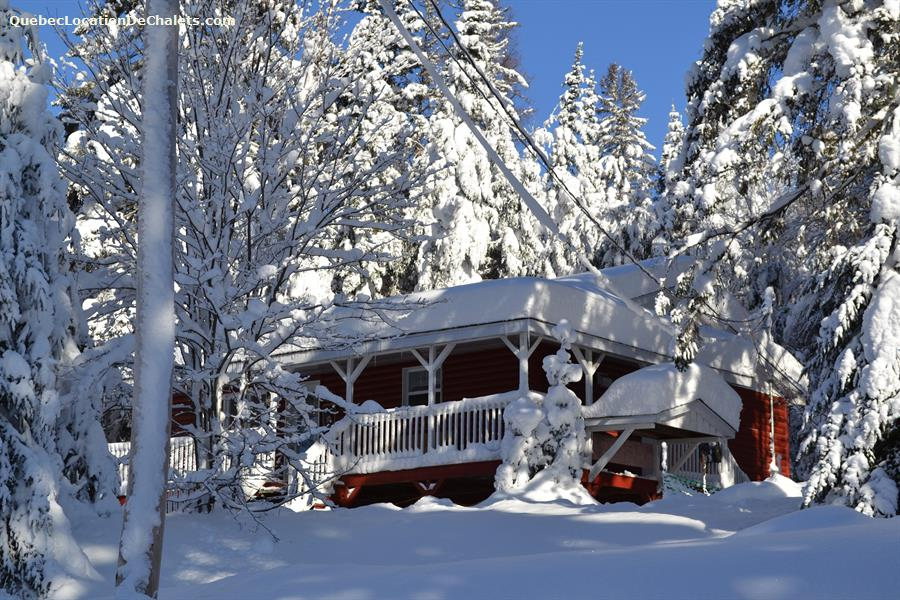 cottage rental Laurentides, Val-des-Lacs (pic-1)