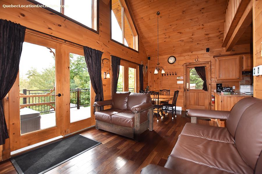 cottage rental Lanaudière, Entrelacs (pic-10)
