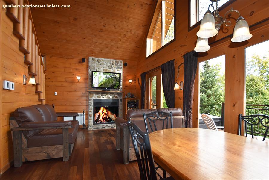 cottage rental Lanaudière, Entrelacs (pic-8)