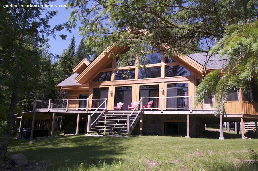 Chalet A Louer Laurentides Wentworth Nord Le Castor Id 2194
