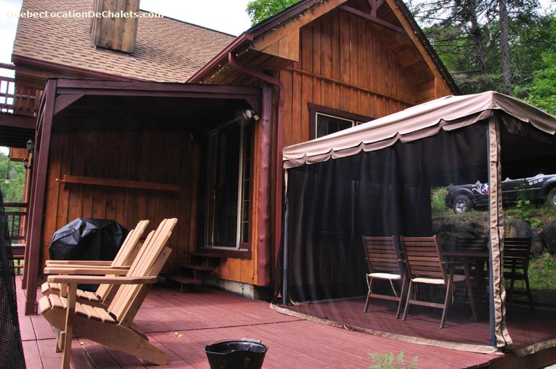 cottage rental Laurentides, Wentworth-Nord (pic-5)
