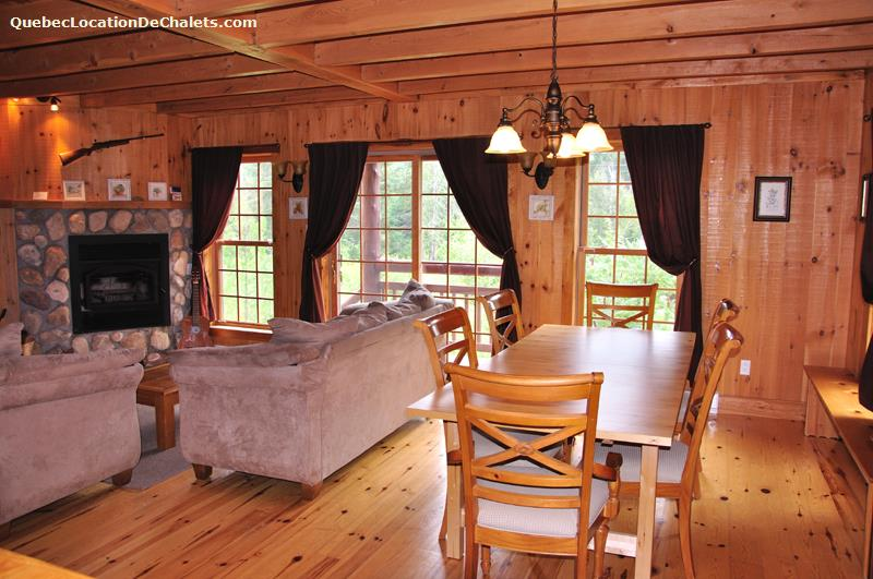 cottage rental Laurentides, Wentworth-Nord (pic-8)