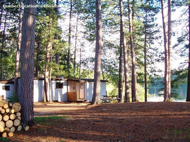 cottage rental Outaouais, Grand-Remous (pic-1)
