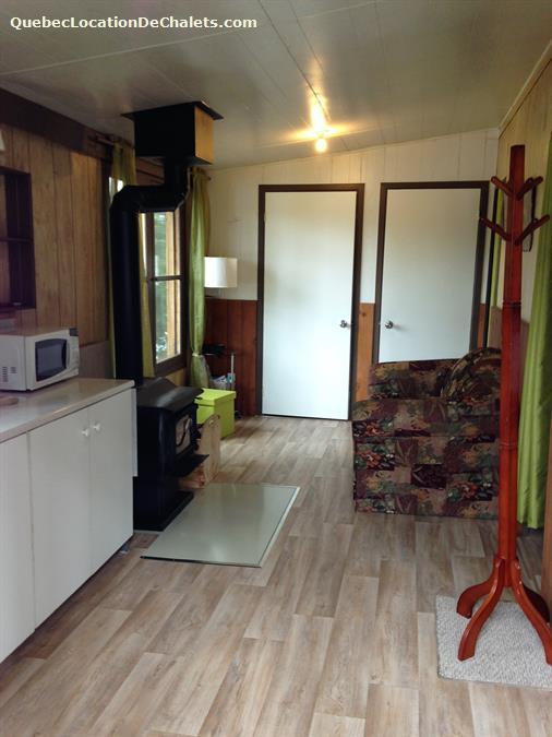 cottage rental Outaouais, Grand-Remous (pic-4)