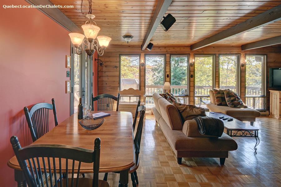 cottage rental Laurentides, Sainte-Anne-des-Lacs (pic-12)