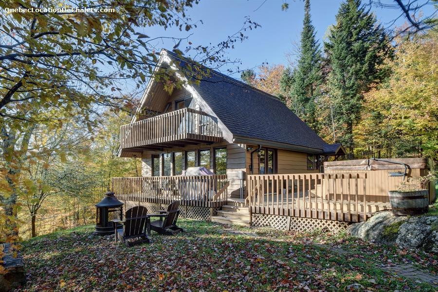 cottage rental Laurentides, Sainte-Anne-des-Lacs (pic-1)