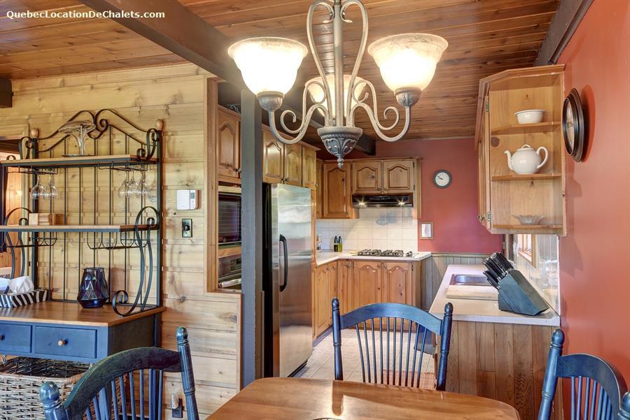 cottage rental Laurentides, Sainte-Anne-des-Lacs (pic-5)