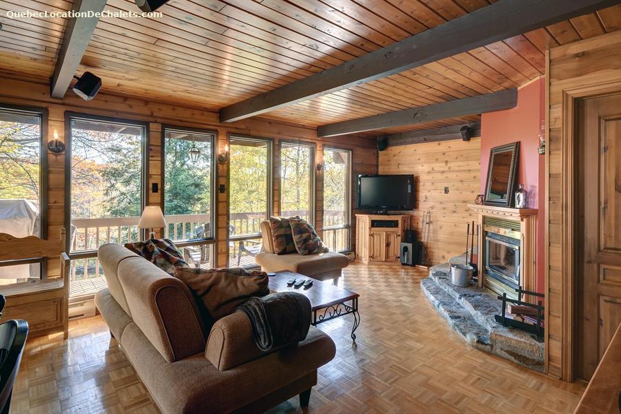 cottage rental Laurentides, Sainte-Anne-des-Lacs (pic-6)